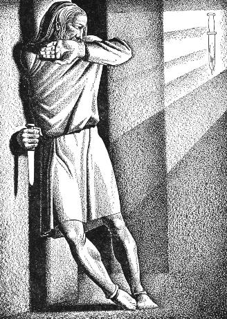 Macbeth by Rockwell Kent